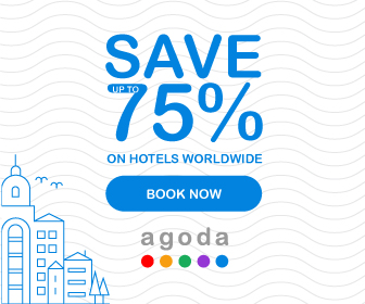 save 75% with agoda